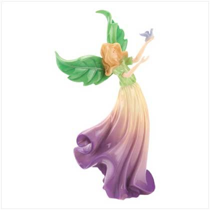 Blossom Angel Figurine