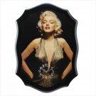 Marilyn Monroe Wall Clock