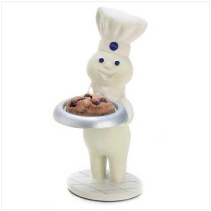 Pillsbury Doughboy Candle Set