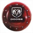 Dodge Ram Tin Shop Clock