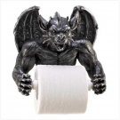 Gargoyle Toilet Paper Holder