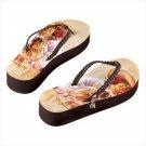 Bareback Kickers Sandals, Lg