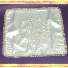 Judaica Shabbat CHALLAH bread cover Israel  NEW holy D