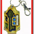 NEW Wood Traveler Prayer Key chain Hamsa Holy Land A
