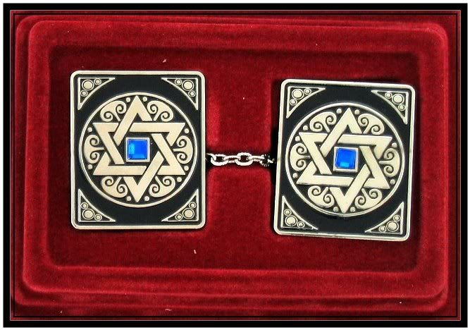 NEW TALLIT CLIPS Talis/Talit/Tal�lis/Prayer Shawl Gift