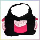STUNNING Hand Made Baby Nappy/Diaper/Bottle bag NEW C