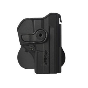 Retention Roto gun Holster Sig Sauer SIG Pro SP2022/SP2009 Black use by the IDF