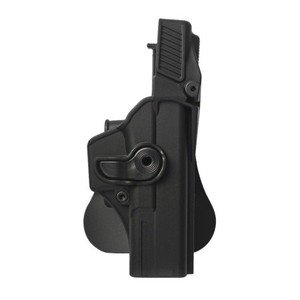 Level 3 Retention Black Holster for Glock 28/31/17/22  Pistols Gen 4 Compatible