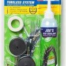 Joe's No-Flats TUBELESS SYSTEM ALL MOUNTAIN FRENCH/ PRESTA VALVE,19-25 mm width