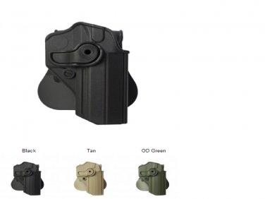 IMI Black Polymer Holster Jericho/Baby-Eagle 9mm/.40,Sarsilmaz Kilinc Mega 2000