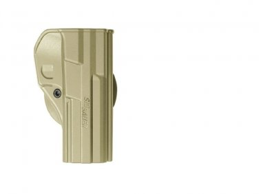 IMI TAN SG1 One Piece Holster for Sig Sauer MK25 Tactical Operations (Tacops)