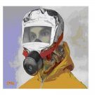 Spacial  Smoke Escape Masks - Save Life in Case of Fire use by the IDF/Police