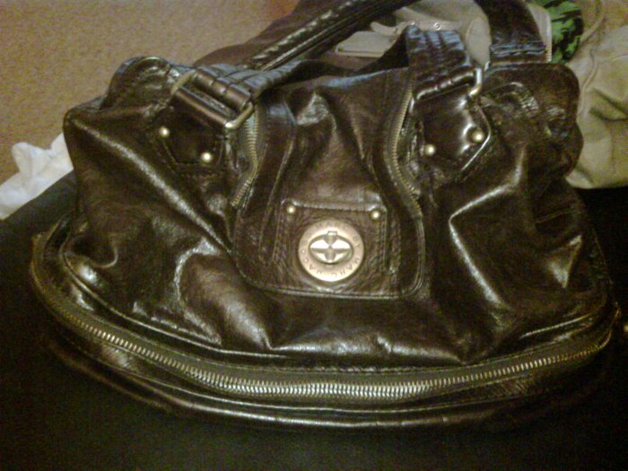 Marc by Marc Jacobs Super K Posh Turnlock Hobo tote