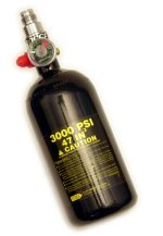 Crossfire 47 ci 3000 psi Paintball Air Tank