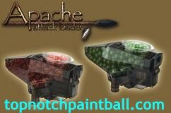 Ricochet Apache Paintball Loader 18 - 20 bps