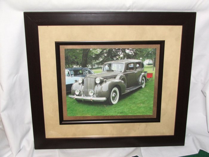 Collectible Financials - Old Packard Photo