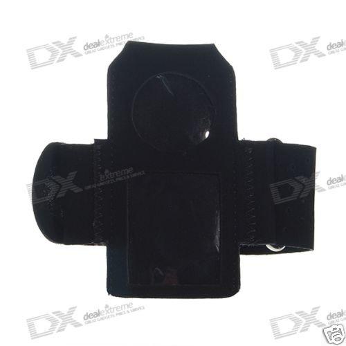 Black Sports Armband for iPod Nano