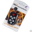 Mini Multifunctional Remote Controller (Black)