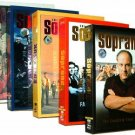 New The Sopranos Complete Seasons 1 2 3 4 5 DVD Box Sets