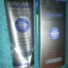 MAAS Metal Polish made in usa Polishing Creme 2  4oz Tubes $ave on $hipping $pecial