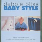 Debbie Bliss BABY STYLE softcover ISBN 0312267142