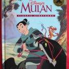 Walt Disney Mulan hardcover