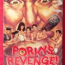 Porky's Revenge VHS