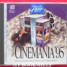 Microsoft Cinemania 95 CD-Rom for Windows