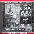 Information USA CD-Rom for Windows
