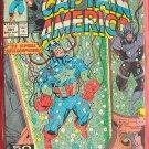 Marvel Comics Captain America Superia Metamorphosis # 391 1991