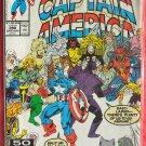 Marvel Comics Captain America Shut up Paladin # 390 1991