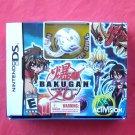 Bakugan Battle Brawlers Collector's Edition FREE Naga Collector Ball Nintendo DS Game