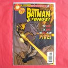 Batman Strikes #8 Firebug The Bat Is On Fire