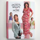 Crochet Jackets, Wraps & More by Carol Alexander 2007