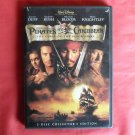 Pirates of the Caribbean Curse of the Black Pearl DVD
