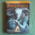Pans Labyrinth 2 disc DVD set UPC 794043108877