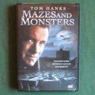 Tom Hanks Mazes and Monsters DVD UPC 692865248330