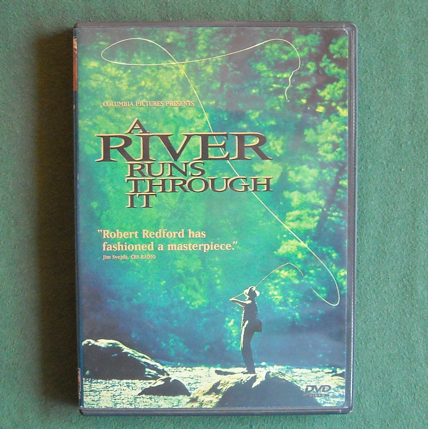an analysis of the movie a river runs through it by robert redford Audience reviews for a river runs through it this movie is about the youth and young adulthood of two brothers - set in the mountains of montana - with fly fishing as a major component robert .
