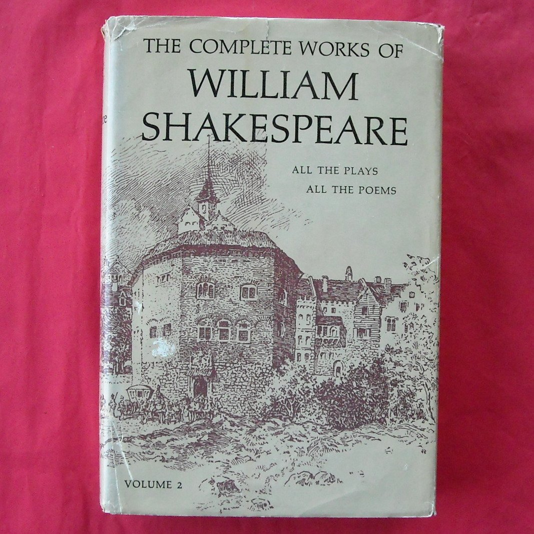 Complete works of William Shakespeare volume 2