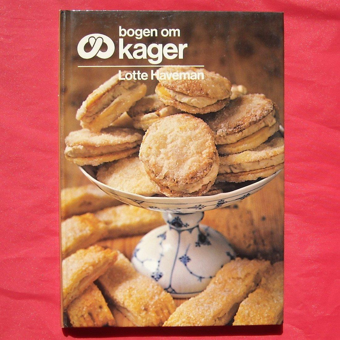 Lotte Haveman in DANISH Bogen om Kager hardcover
