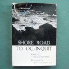 Shore Road to Ogunquit by Harold Plotkin hardcover signed