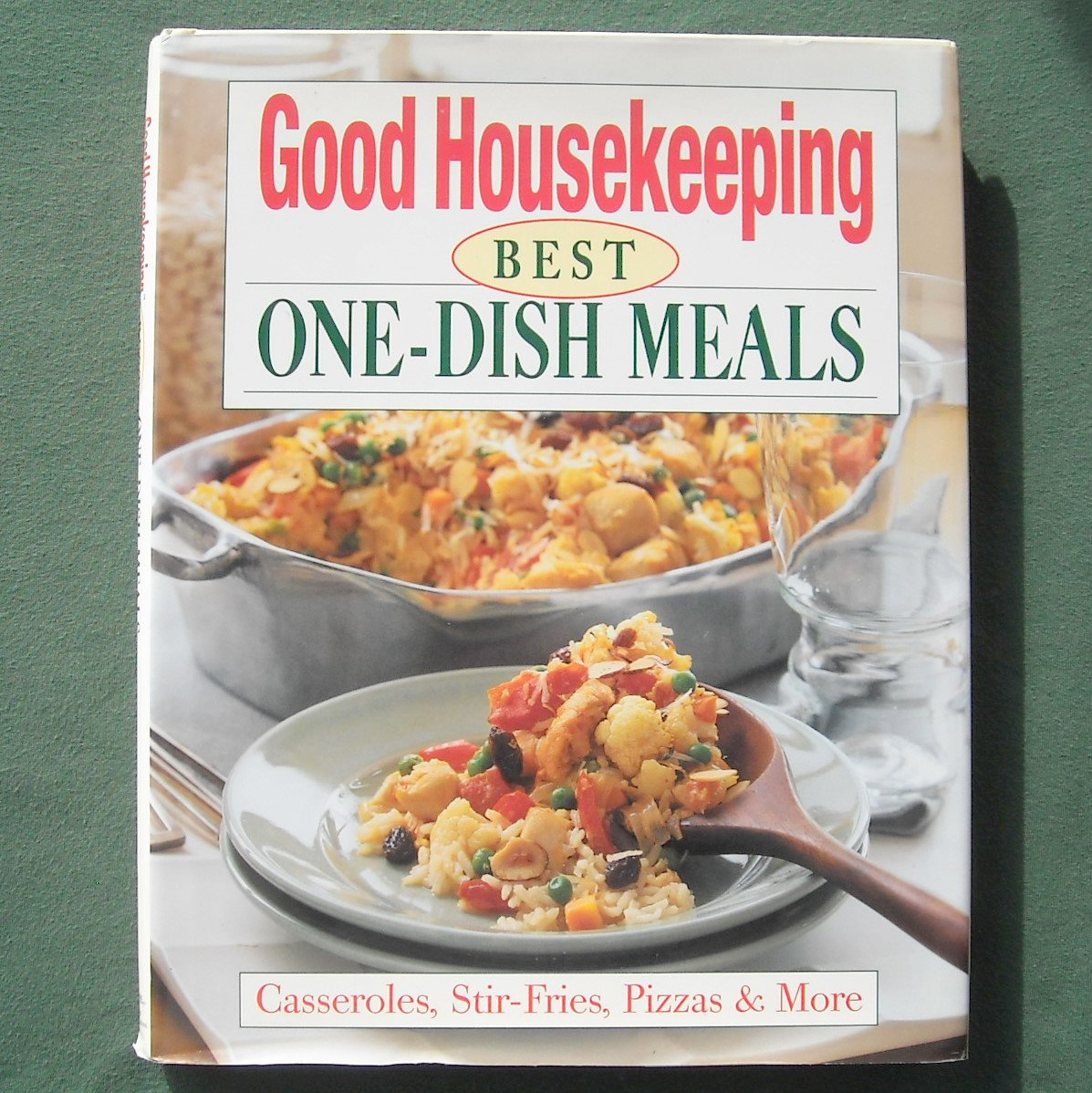 Good Housekeeping Best one dish meals hardcover ISBN 0688163734