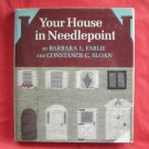 Your House In Needlepoint hardcover ISBN 0672520559