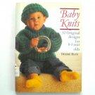 Debbie Bliss Baby Knits pattern book