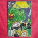War Machine  Fear the Reaper # 24  Marvel A Comics 1996