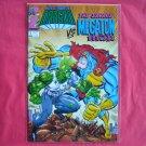 The Savage Dragon vs Megaton Man # 1 Image Comics 1992
