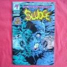 Ultraverse Sludge # 11 Malibu Comics 1991