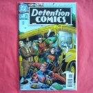 Detention Comics # 1 Robin Superboy Warrior DC Comics 1996