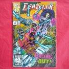 Deathlok Phreak out # 23  Marvel Comics 1993