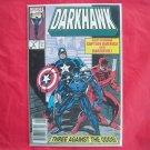 Darkhawk Captain America  # 6 1991